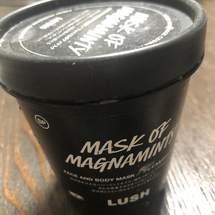 パワーマスク エスピー 天然由来成分の塗るフェイスパック