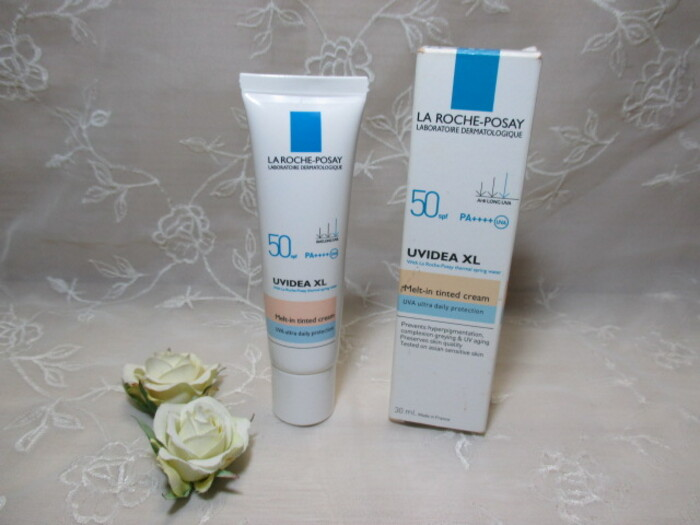 UVイデア XL ティント 日やけ止め乳液  かかりつけ皮膚科医が推奨する日焼け止め乳液