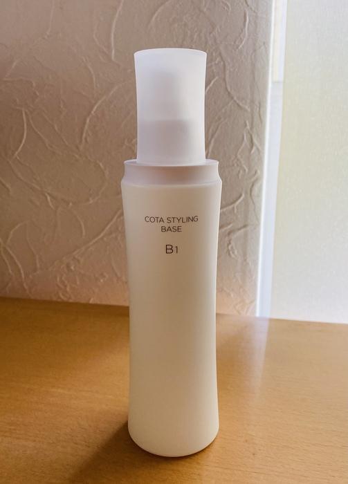 スタイリング ベース B1|髪が柔らかくなるミストタイプのトリートメント
