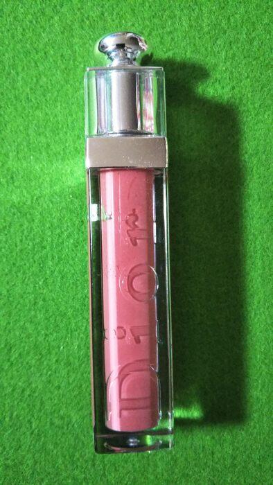 アディクト グロス583 (リップグロス) きれいな発色と光沢がきれいです