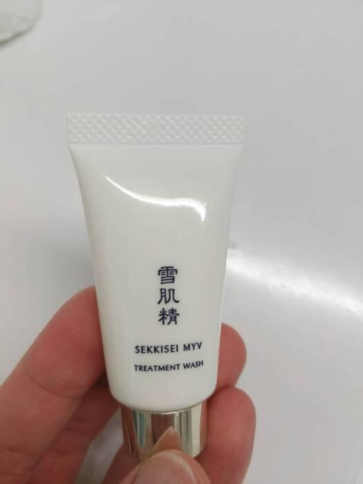 トリートメント ウォッシュ(洗顔料)|心地よい泡立ちでくすみOFF洗顔