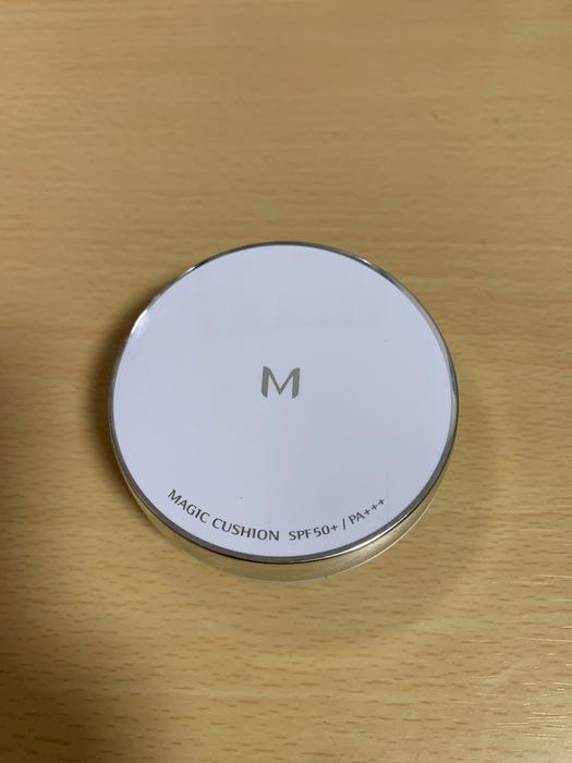 M クッションファンデーション 簡単ファンデーション!