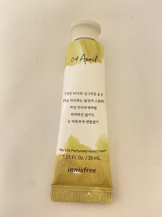 チェジュライフ パフゥームド ハンドクリーム|香水のようなハンドクリーム