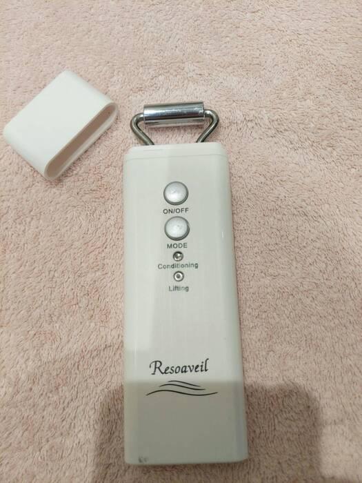 レゾン/電子イオンローラー レゾアヴェーレR-1|導入とリフトアップを一気に完了