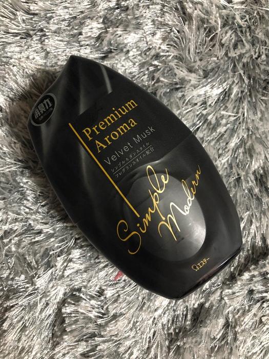 お部屋の消臭力 プレミアムアロマ  ベルベットムスク|消臭力のPremium Aromaでムスクの香り